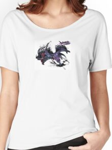 Monster Hunter 4 Ultimate Gore Magala Women's Relaxed Fit T-Shirt