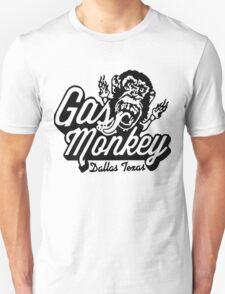 Monkey Garage Dallas Unisex T-Shirt
