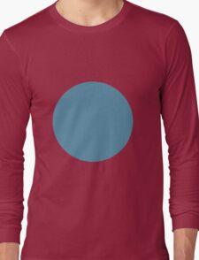 The Blue Circle Long Sleeve T-Shirt