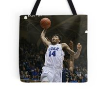 Brandon Ingram Duke Blue Devils Tote Bag