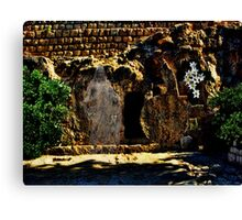JESUS LIVES--Christ's Crucifixion and Resurrection—Not Friday, Not Sunday !! Canvas Print