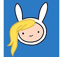Adventure Time Fionna Photographic Print