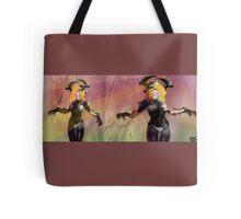 Glade [Digital Figure Illustration] Tote Bag