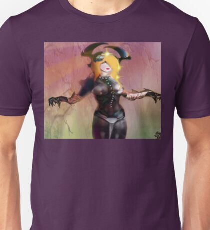 Glade [Digital Figure Illustration] Unisex T-Shirt