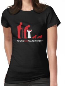 Fountain of Youth (Teach the Controversy) Womens Fitted T-Shirt