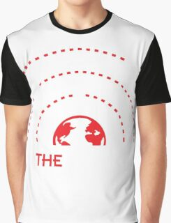 Geocentrism (Teach the Controversy) Graphic T-Shirt
