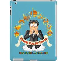 Iwata Tribute iPad Case/Skin