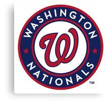 Washington Nationals Canvas Print