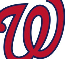Washington Nationals Sticker