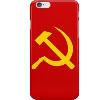 Hammer & Sickle  iPhone Case/Skin