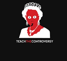 Reptoid Royals (Teach the Controversy) Unisex T-Shirt