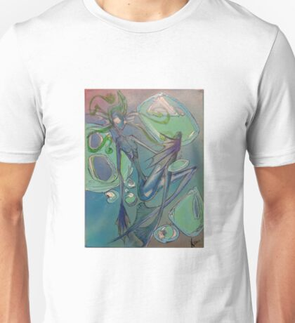 'H2Oh!' Illustration by Christian Asare Unisex T-Shirt