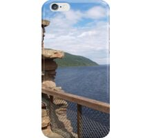 Gazing on the Ness iPhone Case/Skin