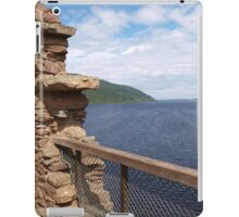 Gazing on the Ness iPad Case/Skin