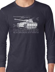 Panther Tank Long Sleeve T-Shirt