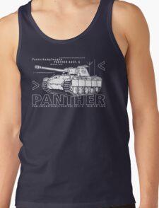 Panther Tank Tank Top