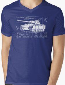 Panther Tank Mens V-Neck T-Shirt