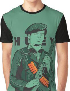 Black Panther Huey Newton Graphic T-Shirt