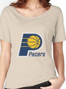 Indiana Pacers Women's Relaxed Fit T-Shirt