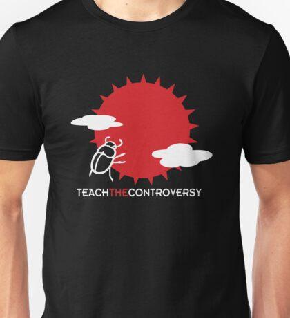 Khepri, the Sun Scarab (Teach the Controversy) Unisex T-Shirt
