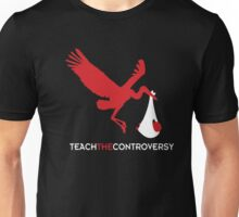Stork Birth (Teach the Controversy) Unisex T-Shirt