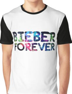 Bieber forever Graphic T-Shirt