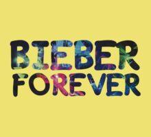 Bieber forever Kids Tee