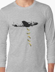 Banana Underground - Bombs Long Sleeve T-Shirt