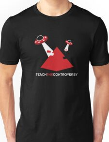UFO Pyramids (Teach the Controversy) Unisex T-Shirt