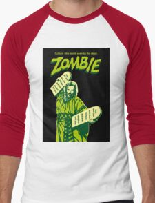 Zombie Moses Men's Baseball ¾ T-Shirt