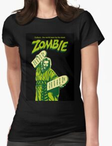 Zombie Moses Womens Fitted T-Shirt