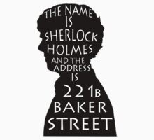 The Name Is Sherlock Holmes and.. by lolshame