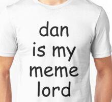 Meme lord. Unisex T-Shirt