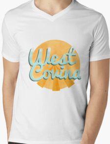 west covina cali Mens V-Neck T-Shirt