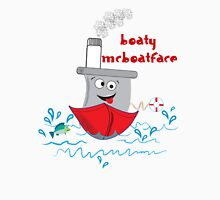 The Royal Boaty McBoatface Unisex T-Shirt