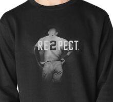 Respect Derek Jeter Pullover