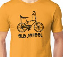 Old School Bike Fixie Bike Unisex T-Shirt