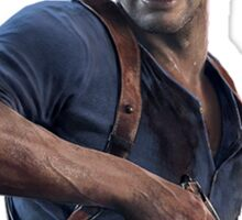Uncharted 4 Sticker