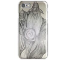 The Wizard in Action iPhone Case/Skin