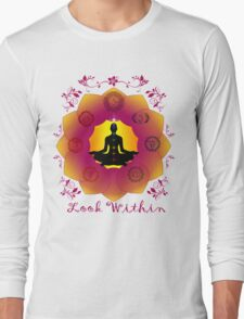 Look Within Long Sleeve T-Shirt