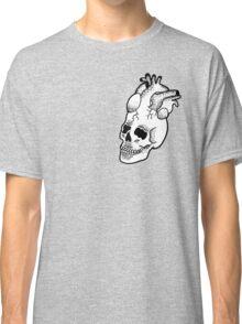 Dotwork SkullHeart Classic T-Shirt