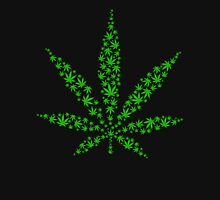 Marijuana in Marijuana Leaf [Green] Unisex T-Shirt