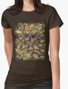 Greenman Womens Fitted T-Shirt