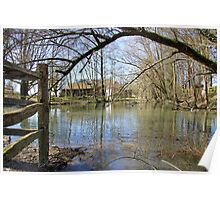 Lower Mill Pond Poster