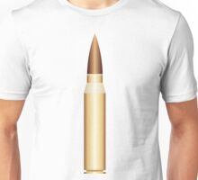 Golden Bullet Unisex T-Shirt