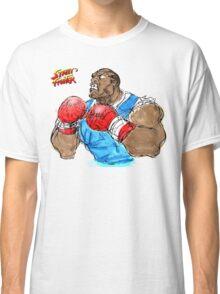 Streetfighter Balrog Classic T-Shirt