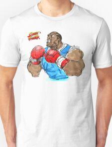 Streetfighter Balrog Unisex T-Shirt
