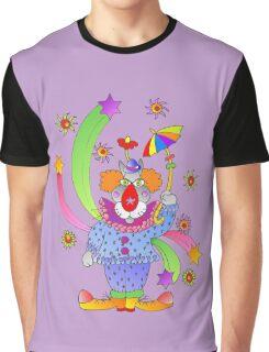 Nosey clown Graphic T-Shirt