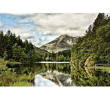 Glencoe Lochan, Glencoe, Scotland Photographic Print