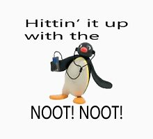 Pingu - Hitin' it up with the NOOT! NOOT! Unisex T-Shirt